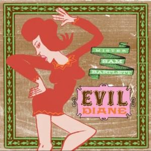 Evil Diane CD